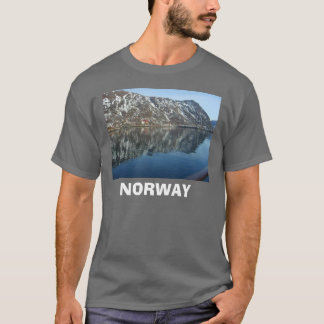 Norway, Fjord reflections T-Shirt