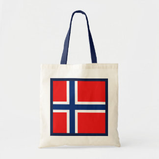 Norway Flag Bag