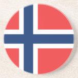 Norway Flag Coaster