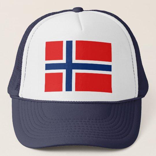 Norway Flag Hat