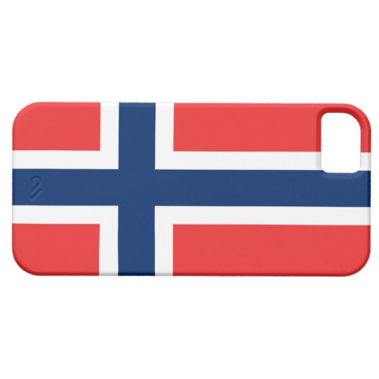 Norway Flag iPhone 5 Case