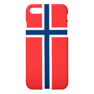Norway Flag iPhone 7 Case