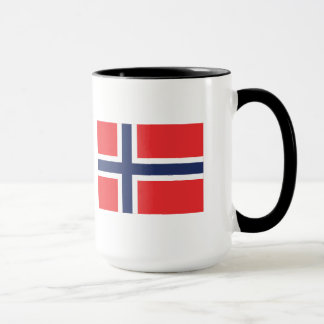 Norway Flag Mug