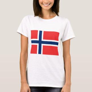 Norway flag T-Shirt