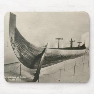 Norway,  Gokstad ship, Oslo Bygdoy Mouse Mat