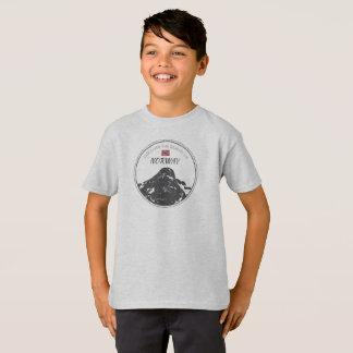 Norway grunge button T-Shirt