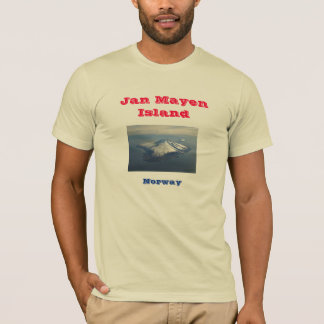 Norway: Jan Mayen Island T-Shirt