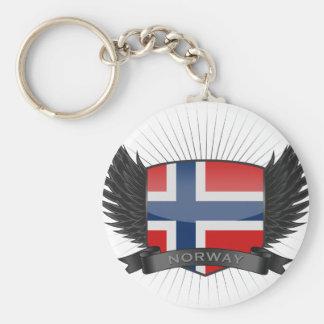NORWAY KEY RING