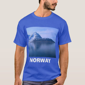 Norway, Mouth of a fijord T-Shirt
