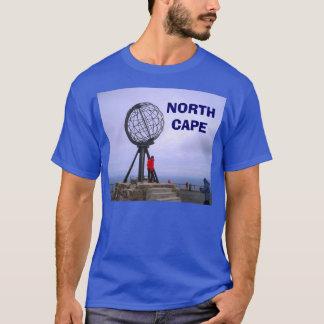 Norway, North cape, globe T-Shirt