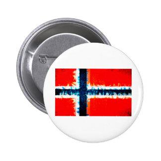Norway Norway 6 Cm Round Badge