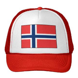 Norway - Norwegian Flag Hats