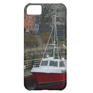 Norway, port on the north coast cover for iPhone 5C