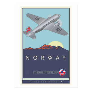 Norway Postcard