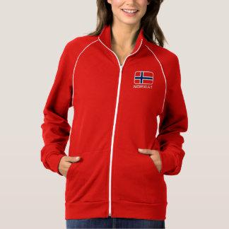 Norway Printed Jacket
