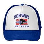 Norway Ski Team Mesh Hats