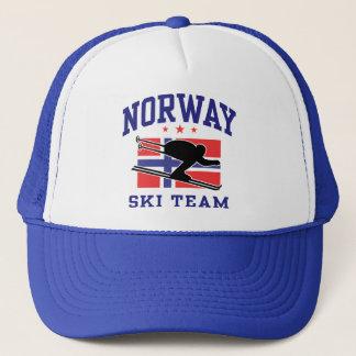 Norway Ski Team Trucker Hat