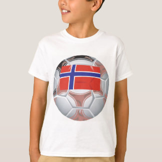 Norway Soccer T-Shirt