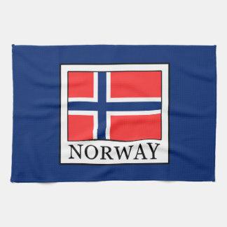 Norway Tea Towel