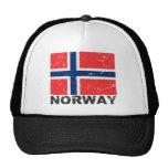 Norway Vintage Flag Cap