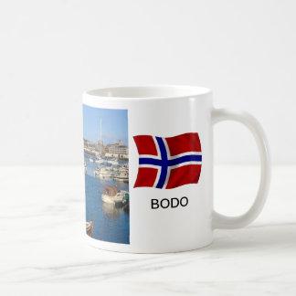 Norway, Yacht Marina, Bodo Coffee Mug