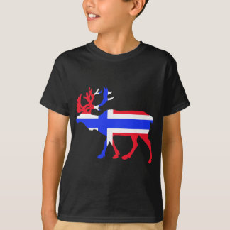 Norwege Elk T-Shirt