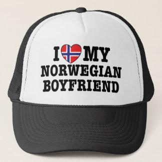 Norwegian Boyfriend Trucker Hat