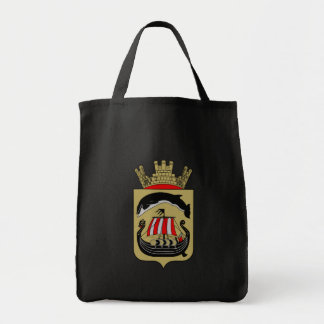 Norwegian Coat of Arms Tote Bag