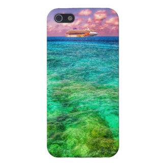 Norwegian Cruise Line Sun iPhone 5 case