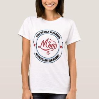 NORWEGIAN ELKHOUND mom T-Shirt