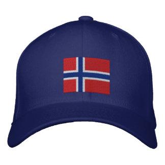 Norwegian Flag Baseball Cap