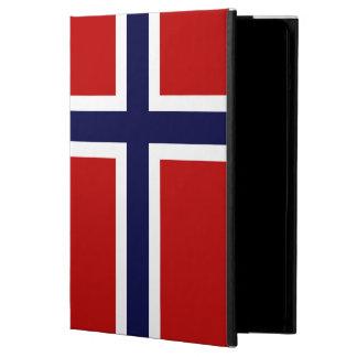 Norwegian Flag - Kongeriket Norge - Norsk Flagg iPad Air Cover
