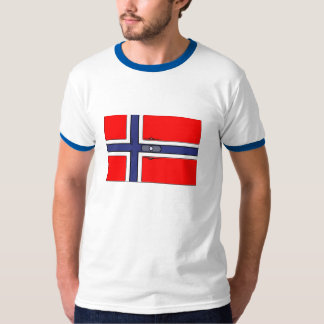Norwegian Flag Tee