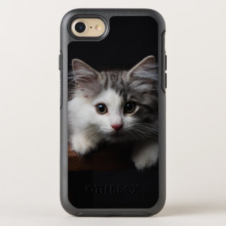Norwegian Forest Kitten OtterBox Symmetry iPhone 8/7 Case