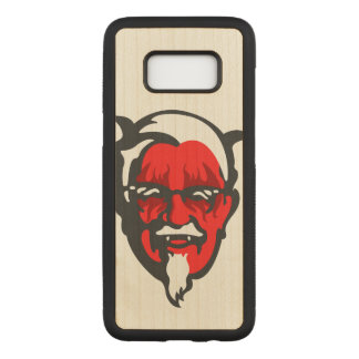 Norwegian Fried Chicken Carved Samsung Galaxy S8 Case