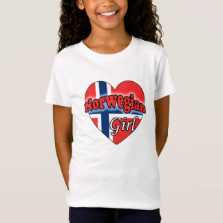 Norwegian Girl T-Shirt