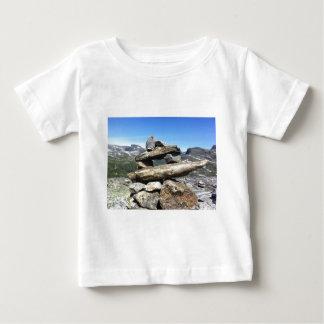 Norwegian Glacier Baby T-Shirt