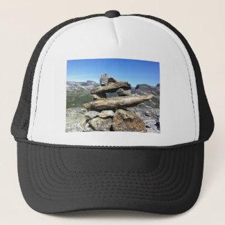 Norwegian Glacier Trucker Hat