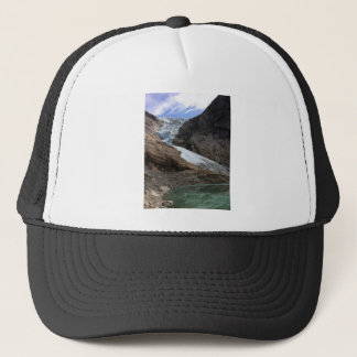 Norwegian Glacier Trucker Hat