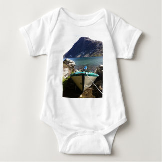 Norwegian Lake Baby Bodysuit