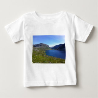 Norwegian Lake Baby T-Shirt