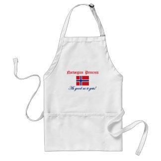 Norwegian Princess 2 Standard Apron