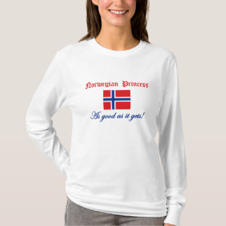 Norwegian Princess 2 T-Shirt