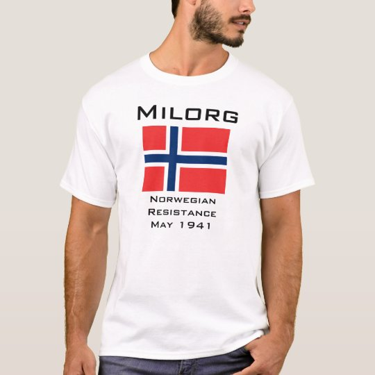 Norwegian Resistance T-Shirt