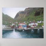 Norwegian Village Posters