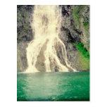 Norwegian Waterfall 2 Postcards