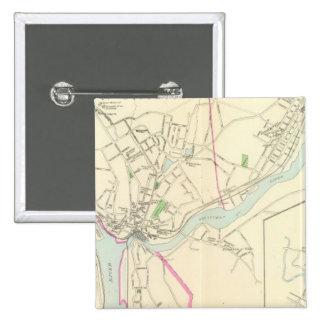Norwich 15 Cm Square Badge