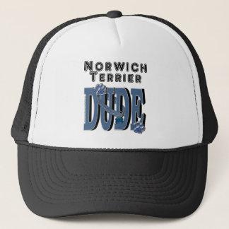 Norwich Terrier DUDE Cap
