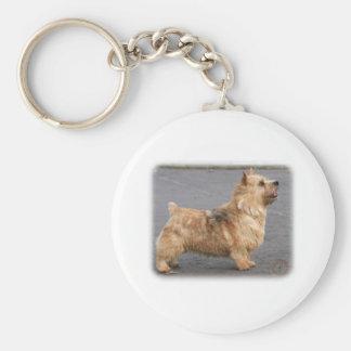 Norwich Terrier Key Ring