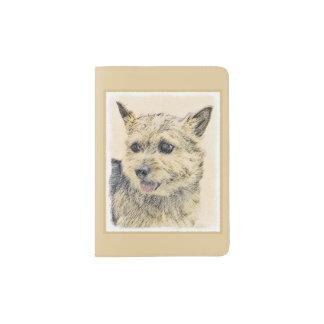 Norwich Terrier Passport Holder